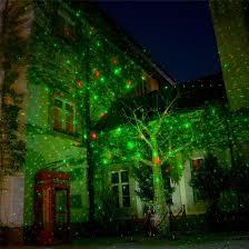 Star Motion Christmas Lights Shirui Garden Laser Light Outdoor Christmas Laser Light