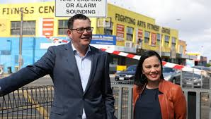Dan andrews ретвитнул(а) triple j. Conflict Of Interest Martin Pakula The Staffer And His Wife
