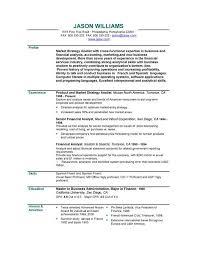 Personal Resume Example Custom Resume Examples Resume Examples 28 Letter Resume Real Life