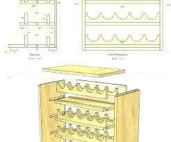 wine glass rack plans. Wine Rack Woodworking Plans Plan Wood Medium Size . Glass