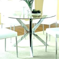 frosted glass dinning table round frosted glass dining table airport dining table table with frosted glass dining table