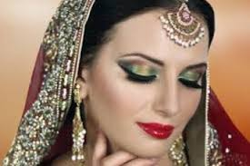 indian bridal arabic makeup by kashees beauty parlour 2016 best arabic bridal makeup beautiful arabic eye