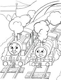 Thomas The Train Color Pages The Train Coloring Sheets Coloring