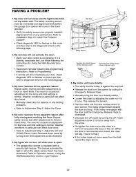 having a problem chamberlain 1255lmcr 2 manuel d utilisation page 29 72