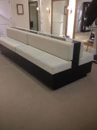 double sided sofa. Plain Sofa Custom Made Two Sided Sofa Intended Double I