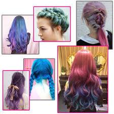 Elera Hair Color Chalk Set Washable