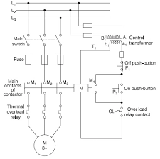 circuits > basic of motor control l41054 next gr basic of motor control schematic