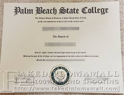 buy fake diploma from palm beach state college in florida buy  palm beach state college diploma