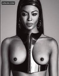 Naomi Campbell Topless And Nude For Lui Aznude