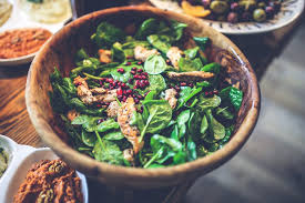 asparagus collard greens leeks peas are all rich in chlorophyll which helps cleanse the intestinal tract and as a result soothes the colon