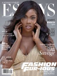 essay about africa tiwa savage covers essays of africa magazine photos  nigerian  tiwa