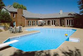 Indoor Pool House With Diving Board Swimming Pool With Diving Board