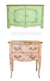 decoupage ideas for furniture. exellent decoupage moissonnier french furniture decoupage is easier than you think in ideas for s