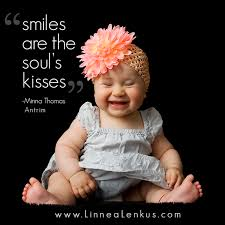 Inspirational Quotes About Babies Magnificent Smiles Are The Soul's Kisses Inspirational Quote By Minna Thomas Antrim
