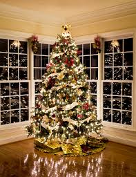 A Christmas tree is more than just a tree with lights and ornaments; it is  the apex of a home's Christmas theme and, perhaps, the most important  contributor ...