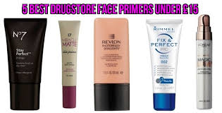 primer best makeup for oily skin uk