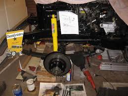 Toyota LandCruiser BJ40 BJ42 FJ40 frame restoration - rust repair ...