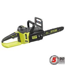 cordless chainsaw. 40-volt brushless lithium-ion cordless chainsaw - 1.5 ah home depot