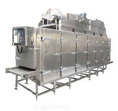Tunnel Oven Design Dryer Tunnel Oven System Food Processing Equipment Ding