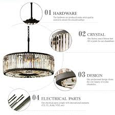 why choose our chandelier light