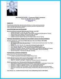 Pilot Resume Template Nice Successful Low Time Airline Pilot Resumenefciorg 77