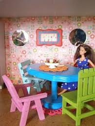 emma cute ideas and barbie house clothes etcdiy barbie house this lady shares how she made different furniture pieces where she bought things barbie furniture ideas