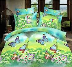 erfly comforter sets luxury 3d bedding set queen king size cotton 13