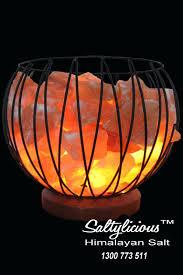 Himalayan Salt Lamps Wholesale Simple Himalayan Salt Lamps Wholesale Salt Lamp Caged Fire Bowl Himalayan