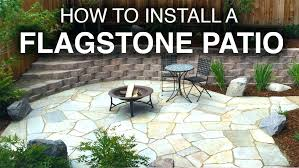 patio installation cost flagstone installation paving patio installation by landscape concrete patio installation cost per square