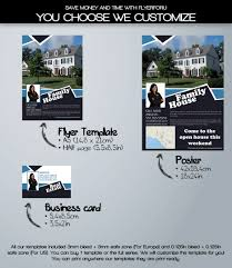 real estate flyer template com real estate flyer template