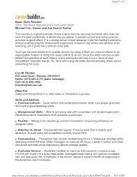 skills and qualifications skills and abilities for resume cliffordsphotography com
