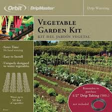 Small Picture Orbit Vegetable Garden Drip Kit Walmartcom