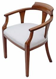edwardian mahogany bedroom furniture. antique quality edwardian inlaid mahogany tub arm chair bedroom furniture