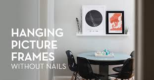how to hang pictures without nails 3