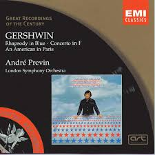<b>Gershwin</b>: Rhapsody in Blue - Concerto in F - An American in Paris ...