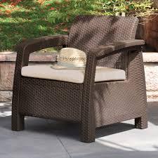 keter rattan garden furniture keter corfu outdoor coffee table grey hayneedle furniture decor
