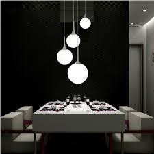 Modern Brief Single head Indoor Lighting DIY Dining Room Pendant .