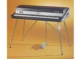 Rhodes Mark I Stage Piano - Fender Rhodes Mark I Stage Piano - Audiofanzine