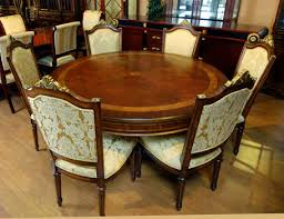 ornate dining room table and chairs. 7 piece ornate 63\ dining room table and chairs o