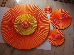 Made Flower With Paper Hand Made Paper Crafts
