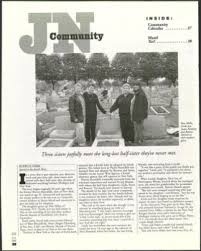 The Detroit Jewish News Digital Archives - July 11, 2003 - Image 28