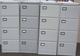 Lorell Lateral File Cabinet 4 Drawer Metal File Cabinet Used Roselawnlutheran