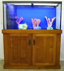 aquarium furniture design. Aquariam Furniture Gal Reef Ready Aquarium On Custom Mission Oak Cabinet Design .