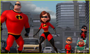 the incredibles 2 characters. Full Cast Character Descriptions Revealed With The Incredibles Characters