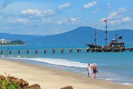 Praia Florianopolis SC