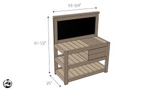 58 Awesome Potting Benches For Every Gardener  ShelternessPlans For A Potting Bench