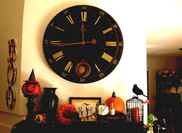halloween gallery wall decor hallowen walljpg large wall clock decor gallery