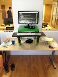 standing desk platform lovely 13 best standing desk diy images on
