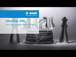 Ultrafuse 316L | BASF Polymer and <b>316L stainless steel</b> composite ...