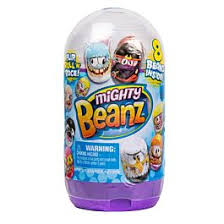 Moose: <b>Mighty Beanz</b>. 8 бобов в капсуле